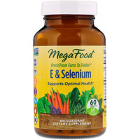 Витамин Е и Селен, 60 таблеток - фото