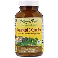 Ежедневное питание, Сбалансированный комплекс витаминов группы В, 90 таблеток - фото