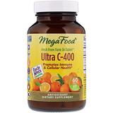Отзывы о MegaFood, Ultra C-400, 60 таблеток