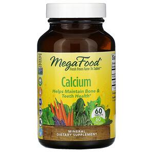 Мегафудс, Calcium, 60 Tablets отзывы покупателей