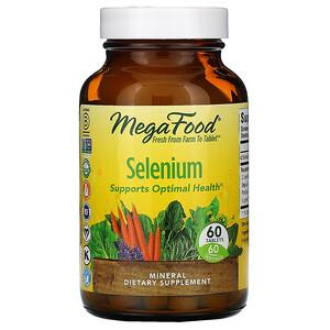 Мегафудс, Selenium, 60 Tablets отзывы покупателей