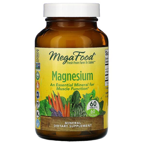 Magnesium, 60 Tablets