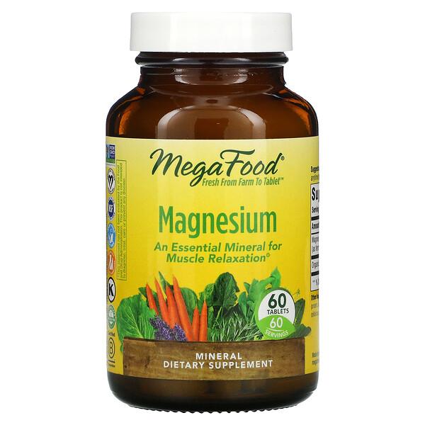 Magnésium, 60comprimés