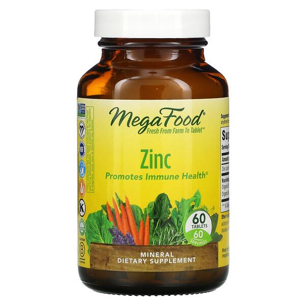 Zinc, 60comprimidos