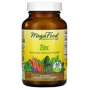 Мегафудс, Zinc, 60 Tablets отзывы покупателей