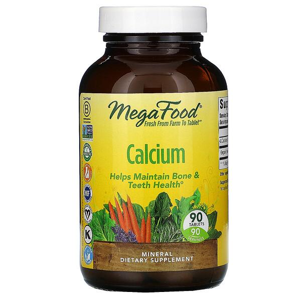 Calcium, 90 Tablets