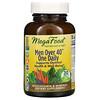 MegaFood, Comprimido diario para hombres mayores de 40años, 30comprimidos
