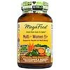 MegaFood, 55歳以上の女性用、ホールフード・マルチビタミン & ミネラル、鉄分無配合、 60 錠