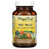 MegaFood, мультивитамины для мужчин старше 55лет, 60таблеток