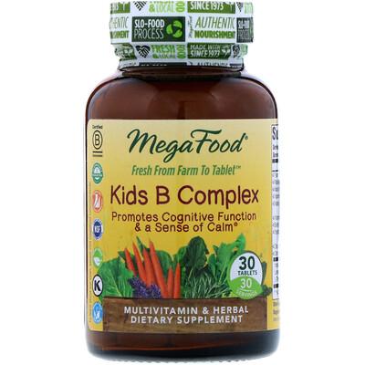 B комплекс для детей, 30 таблеток