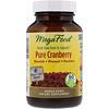 MegaFood, Puro Cranberry, 60 cápsulas