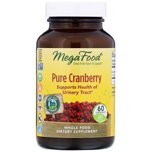 Мегафудс, Pure Cranberry, 60 Capsules отзывы покупателей