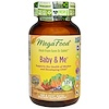 MegaFood, California Blend, Baby & Me with Red Raspberry Leaf, Cranberry and Blueberry, 120 Tablets (Discontinued Item)