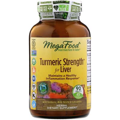Купить Turmeric Strength for Liver, 90 Tablets