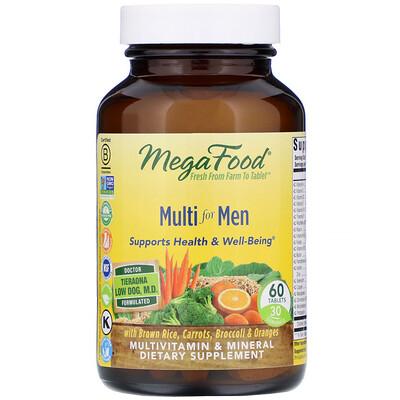 Купить Мультивитамин для мужчин, 60 таблеток