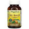 MegaFood, Multi for Women 40+, комплекс витаминов и микроэлементов для женщин старше 40лет, 120таблеток