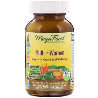 Купить Мультивитамин для женщин, 120 таблеток