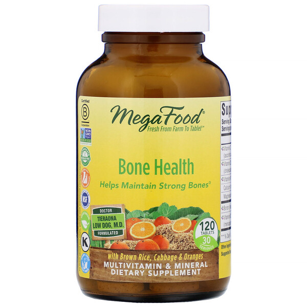 Bone Health , 120 Tablets