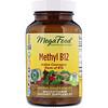 MegaFood, Metil B12, 90 comprimidos