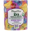MegaFood, D3 Wellness, 1000 IU, Mixed Fruit, 90 Gummies