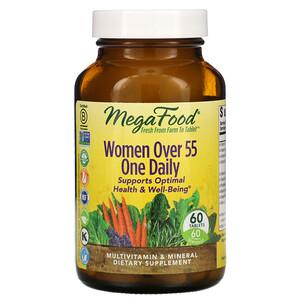 Мегафудс, Women Over 55 One Daily, 60 Tablets отзывы
