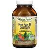 MegaFood, أقراص للرجال فوق سن 55 عامًا مرة يوميًا، 120 قرص