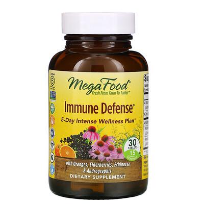 Купить MegaFood Acute Defense, 30 таблеток