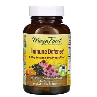 MegaFood, Acute Defense, 30 Tabletten