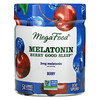 MegaFood, Melatonin Berry Good Sleep, Berry, 1.5 mg, 54 Gummies