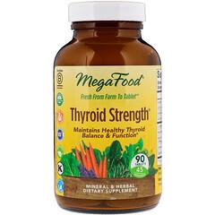 MegaFood, 甲狀腺加強劑,90片