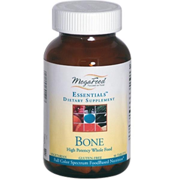 MegaFood, Essentials, Bone, 90 Tablets (Discontinued Item)