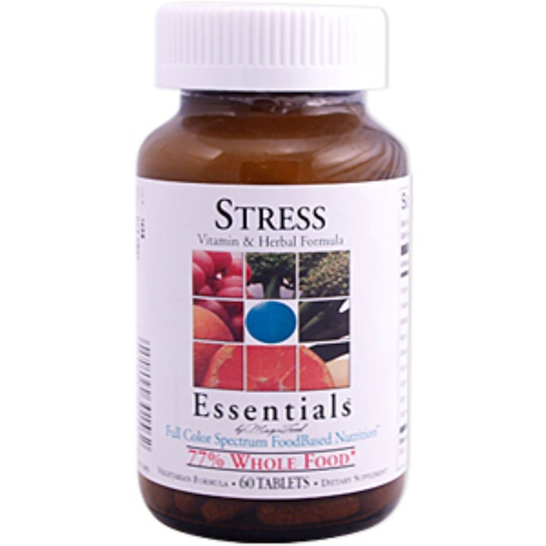 MegaFood, Stress Essentials, 60 Tablets (Discontinued Item)