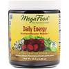 MegaFood, デイリーエネルギー栄養ブースターパウダー、甘み無し、1.86オンス (52.5 g)
