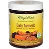 MegaFood, Daily Turmeric, 2.08 oz (59.1 g)