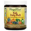 MegaFood, добавка с мультивитаминами и микроэлементами для детей, порошок, без сахара, 49,8 г (1,8 унции)