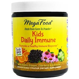 MegaFood, Kids Daily Immune, 2.3 oz (66 g)