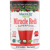 Macrolife Naturals, Miracle Reds, Superfood, Goji-Pomegranate-Acai-Mangosteen, 10 oz (283.5 g)