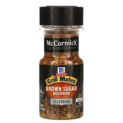 McCormick Grill Mates, 紅糖波本威士卡調味料,3 盎司(85 克)