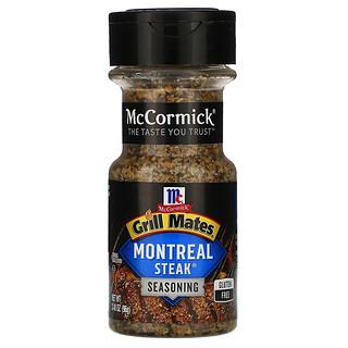 McCormick Grill Mates, Montreal Steak Seasoning, 3.40 oz (96 g)