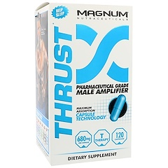 Magnum Nutraceuticals, Thrust- Male Amplifier, 120 Capsules