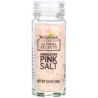 McCormick Gourmet Global Selects, Himalayan Pink  Salt, 3.4 oz (96 g)