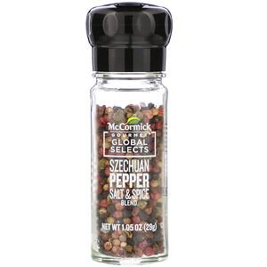 McCormick Gourmet Global Selects, Szechuan Pepper Salt & Spice Blend, 1.05 oz (29 g) отзывы