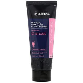 Mediheal, Intensive Pore Clean Cleansing Foam, 5 fl oz (150 ml)
