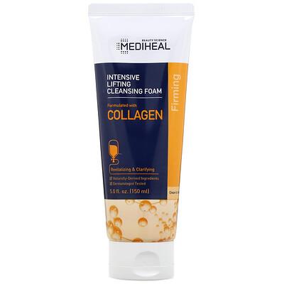 Mediheal Intensive Lifting Cleansing Foam, 5 fl oz (150 ml)
