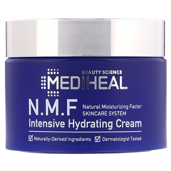 N.M.F Intensive Hydrating Cream, 1.6 fl oz (50 ml)