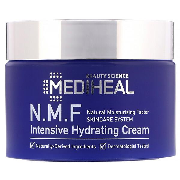 Mediheal, كريم الترطيب المكثف بعامل الترطيب الطبيعي N.M.F، حجم 1.6 أونصة سائلة (50 مل)