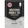 Mediheal, Whitening Bubble Tox Serum Beauty Mask, 10 Sheets, 21 ml Each