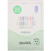 Mediheal, Soothing Bubble Tox Serum Mask, 10 Sheets, 18 ml Each