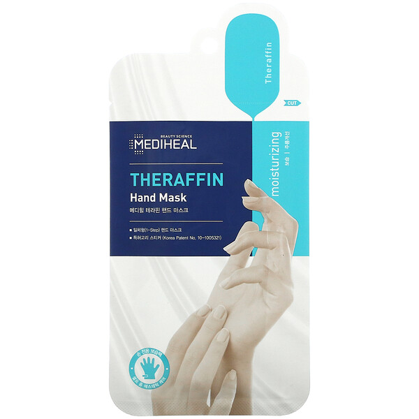 Theraffin Hand Mask, 1  Pair