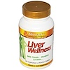Michael's Naturopathic, Liver Wellness, 90 Veggie Tablets (Discontinued Item)